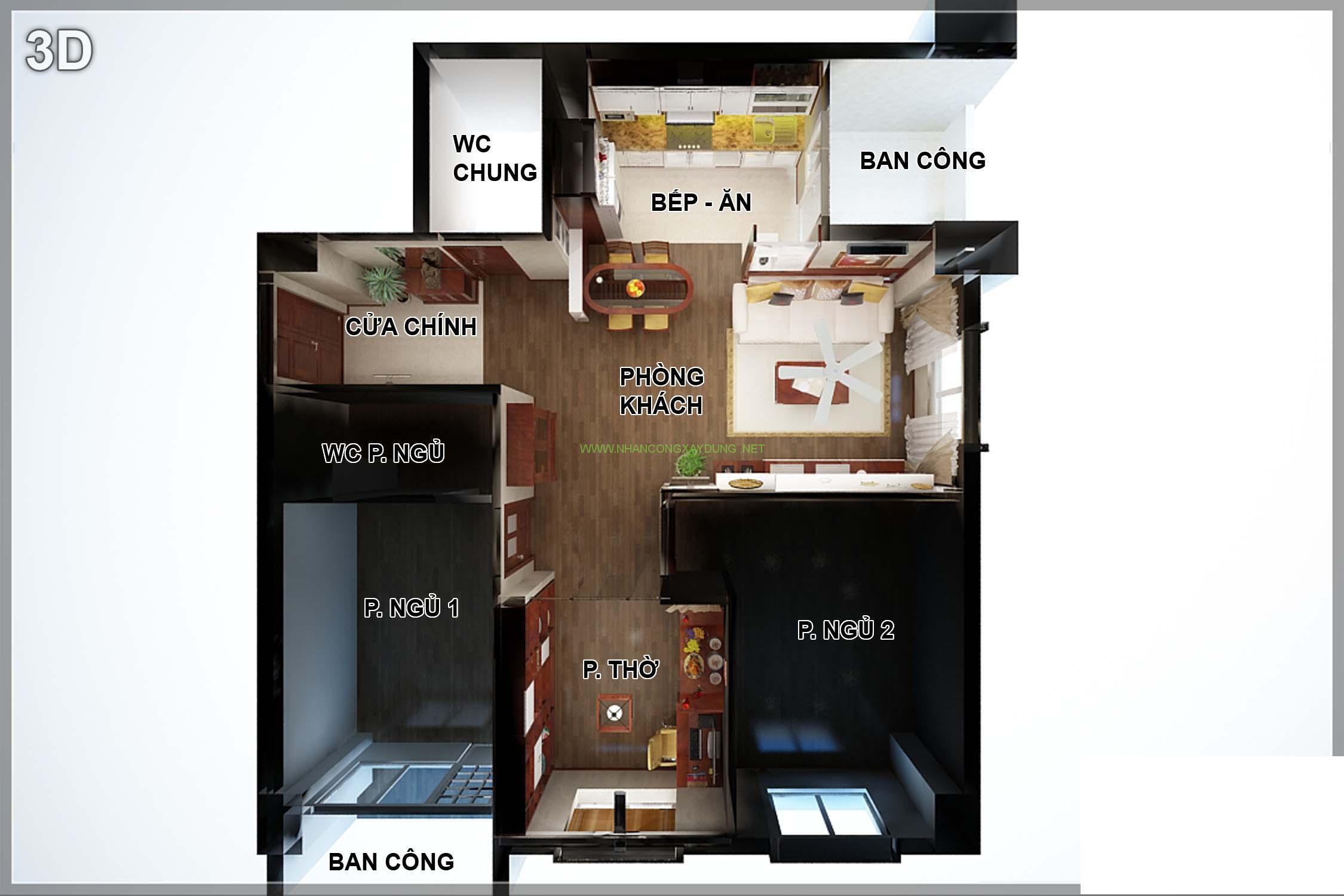 Những lưu ý lựa chọn đơn vị nhân công xây dựng để sửa chữa cảo tạo căn hộ chung cư