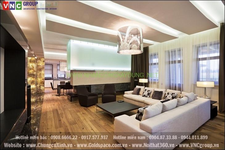 Thiết kế nội thất Biệt Thự TP Vinh – Nghệ An – [ Mr. Tuyến]