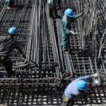 Đội nhân công nhận gia công lắp đặt cốt thép nhà dân dụng, công nghiệp, hạ tầng