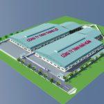Đơn giá xây dựng nhà xưởng, nhà công nghiệp 2019