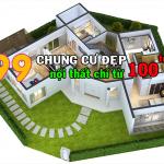 199 mẫu chung cư đẹp với chi phí chỉ từ 199 triệu
