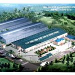 Nhân công xây tường nhà xưởng nhà máy sản xuất