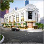 Thiết kế siêu thị AEON MALL Bình Dương 2500 m2
