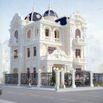 Công trình biệt thự 4 tầng của chị Hà – Khu đô thị Trung Văn Chị Hà