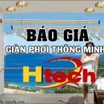 Báo giá giàn phơi thông Minh H-tech