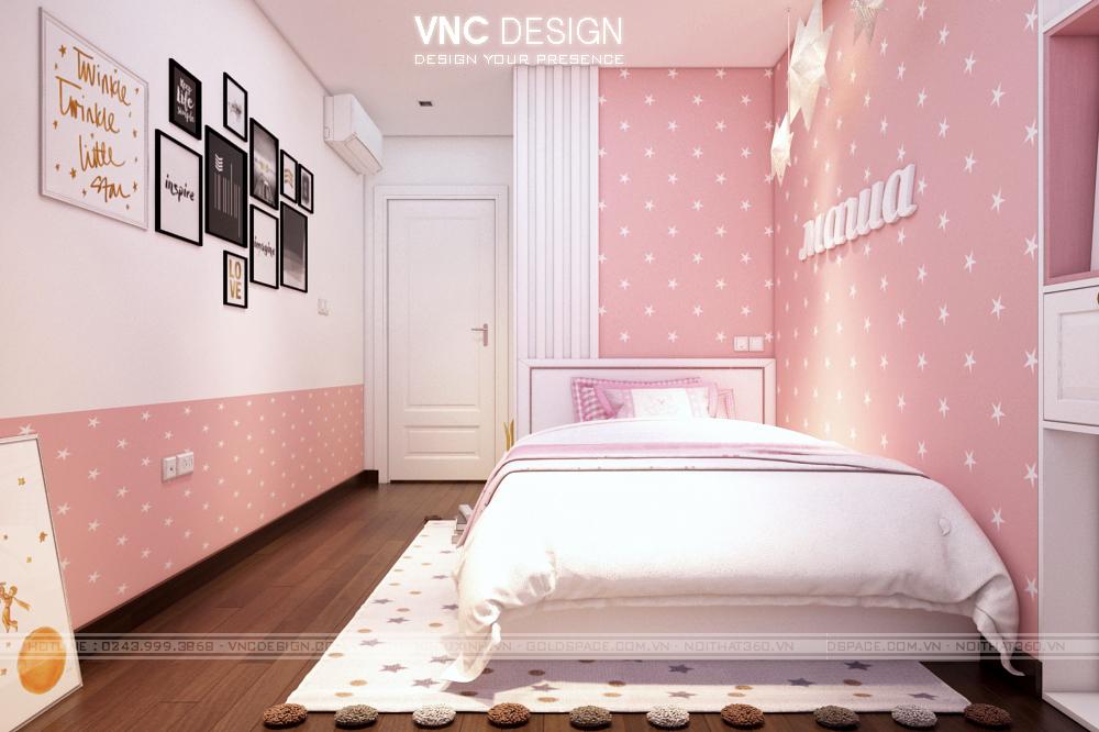 Ngất ngây với thiết kế nội thất chung cư Goldseason 47 Nguyễn Tuân