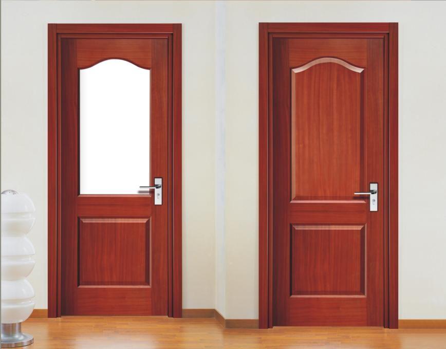 Báo giá cửa gỗ công nghiệp HDF giá rẻ