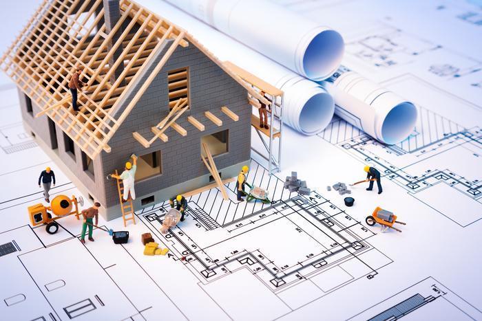 Báo giá nhân công xây thô và hoàn thiện nhà giá rẻ