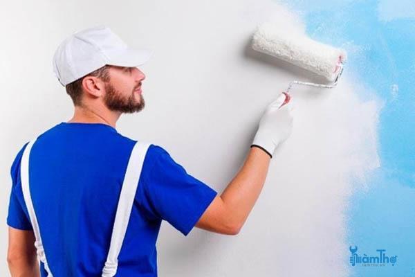 Cách sơn tường cũ đơn giản, tiết kiệm cho tường nhà đẹp như mới