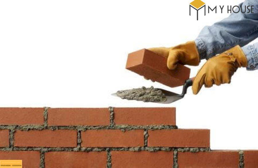 1m2 tường 11o bao nhiêu viên gạch?