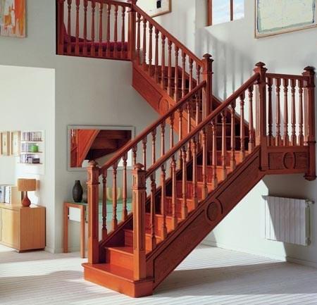 Lựa chọn vật liệu làm lan can cầu thang