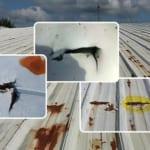 Quy trình sửa chữa mái tôn bị dột vào mùa mưa bão