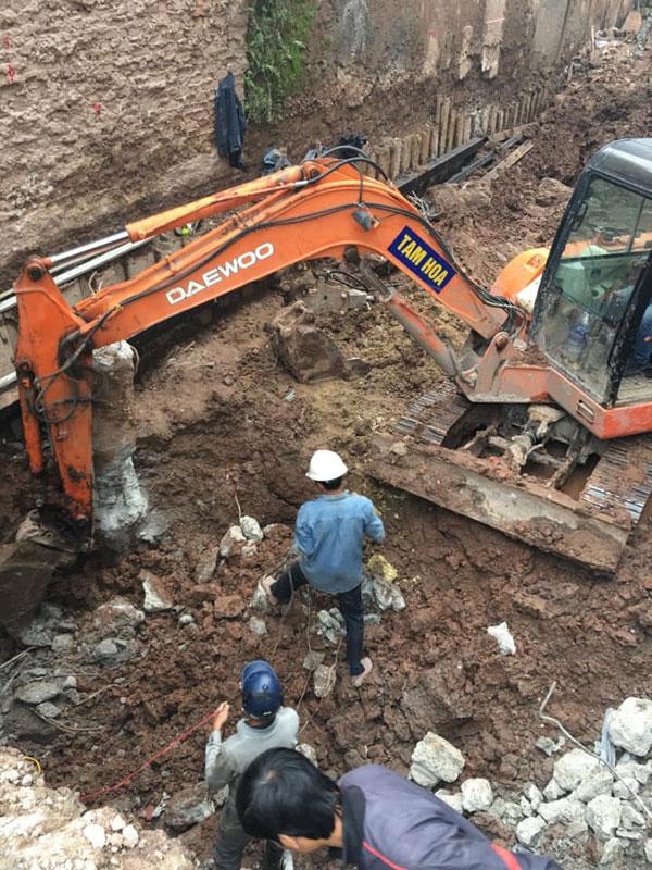 đơn giá đào móng nhà tại hà nội