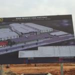 Dự án nhà máy Kido Sport Vina