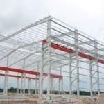 Quy trình lắp dựng nhà thép tiền chế