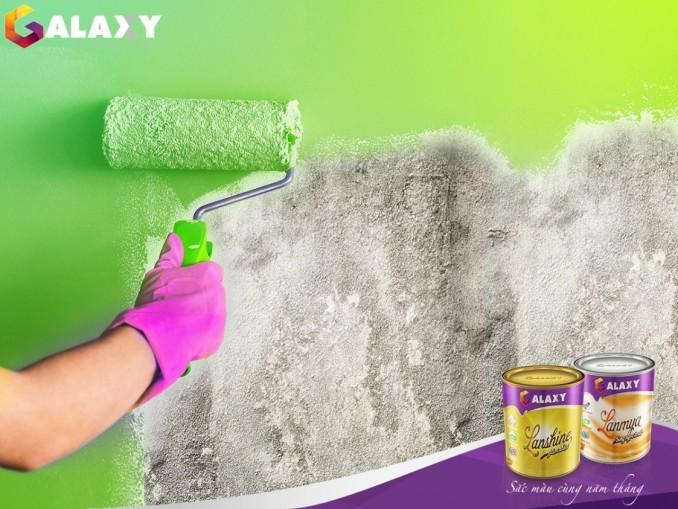 Sơn nhà bao lâu thì khô? Cách khử mùi sơn nhanh hiệu quả?