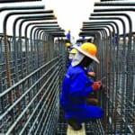 Đơn giá khoán nhân công gia công lắp dựng cốt thép