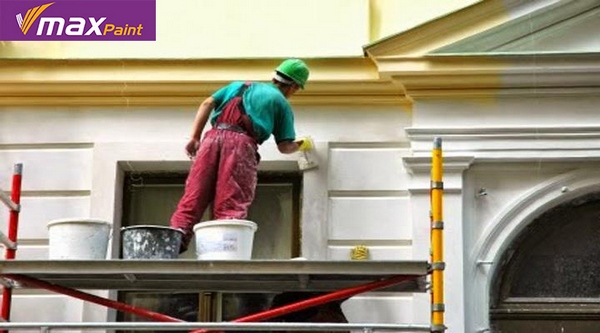 Định mức nhân công sơn