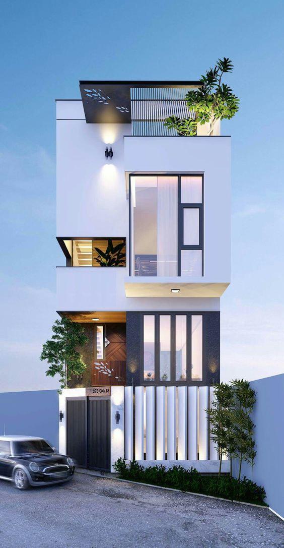thiết kế nhà ngang 6m dài 10m 23
