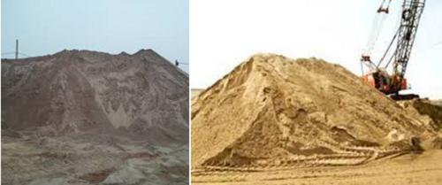 cát trát tường