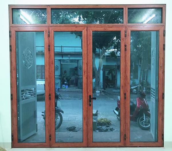 Xem báo giá và mẫu cửa nhôm kính Việt Pháp đẹp giá rẻ