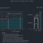 Biện pháp thi công trát tường