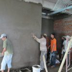 Hướng dẫn cách trát tường nhà đẹp phẳng đúng kỹ thuật