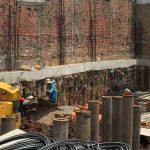 Biện pháp thi công xây tường