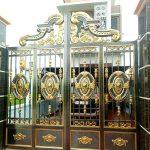 Báo giá làm cửa cổng inox, hàng rào inox giá rẻ mới nhất