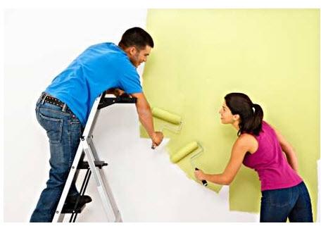 sơn phủ tường