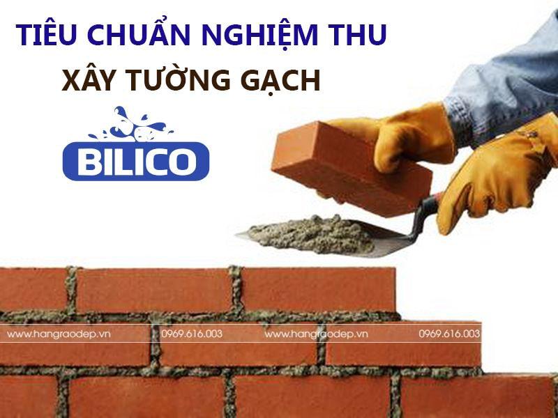 Nghiệm thu xây tường