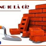 Những câu hỏi liên quan đến xây tường