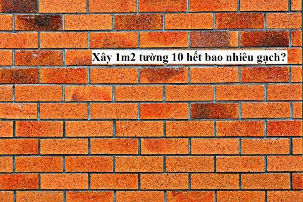 Định mức trát tường