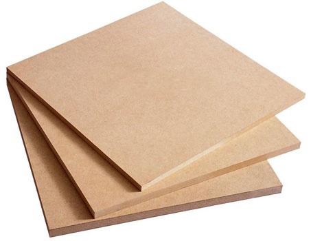 gỗ mdf thường