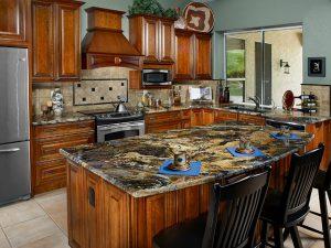 Báo giá thi công đá ốp mặt bàn bếp đẹp giá rẻ mới nhất