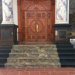 Báo giá thi công đá ốp lát cầu thang, bậc tam cấp đẹp giá rẻ