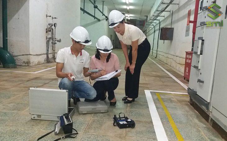 Khảo sát công trình thực tế mới cho ra được số liệu để tính toán thi công, lắp đặt hệ thống điện công nghiệp chuẩn nhất
