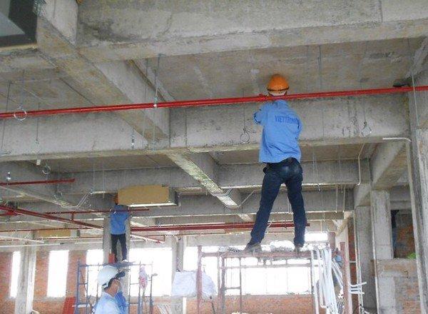 Đơn vị thi công lắp đặt điện nhà xưởng