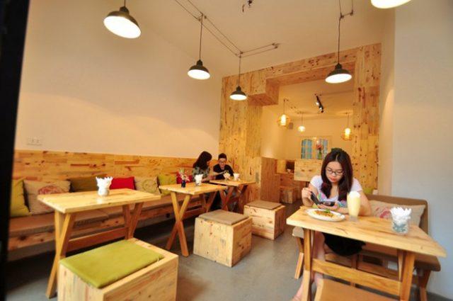 gỗ ghép thanh cho nội thất