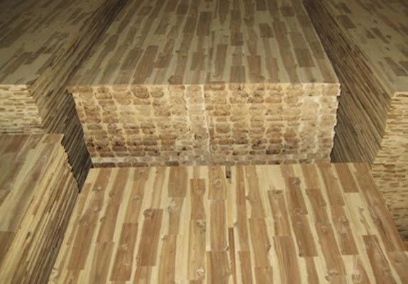 gỗ ghép thanh