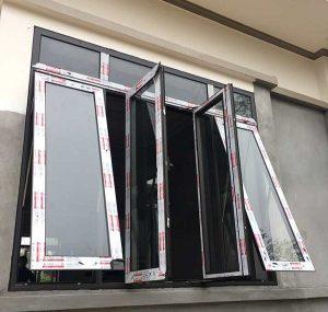 Tổng hợp 40 mẫu cửa sổ nhôm kính đẹp sử dụng phổ biến hiện nay