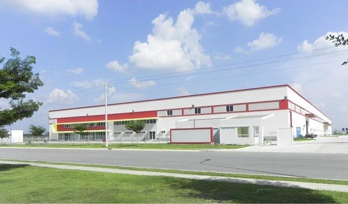 Mẫu thiết kế Nhà máy Rebisco