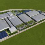 Dự án nhà máy May YiDa Việt Nam