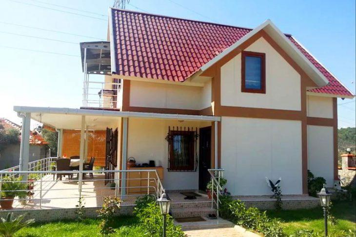 Nhà mái ngói phổ biến tại Việt Nam