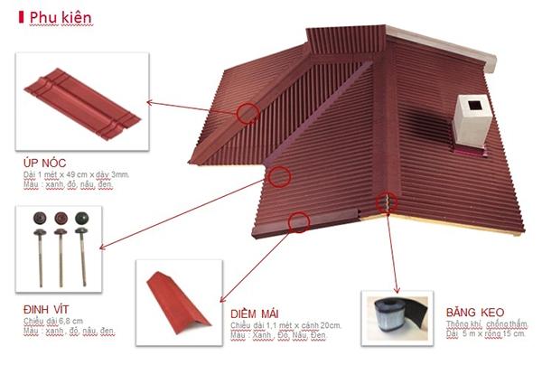 Thiết kế mái tôn