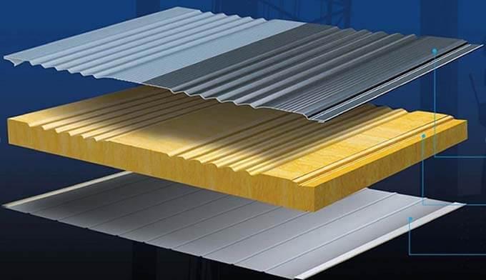 Thông gió cho nhà mái tôn bằng bông thủy tinh cách nhiệt 2