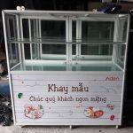 Xem báo giá và 40 mẫu tủ nhôm kính bán hàng, trưng bày đẹp nhất