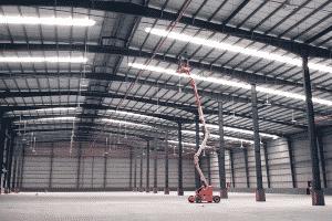 Công tác thiết kế lắp hệ thống điện cho nhà xưởng, khu nhà máy
